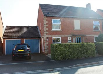 Thumbnail 4 bedroom detached house for sale in Longridge Way, Weston Village, Weston Super Mare, N Somerset.