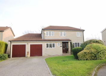 Thumbnail 4 bed detached house for sale in Cutthorpe Grange, Cutthorpe, Chesterfield