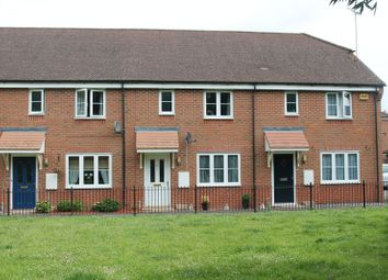 Thumbnail 3 bed terraced house for sale in Pexalls Close, Hook