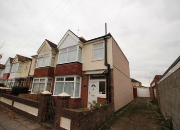 Thumbnail 3 bedroom semi-detached house for sale in Lyndhurst Road, Portsmouth
