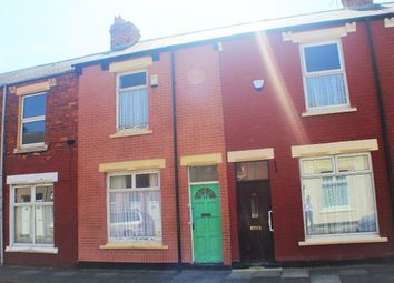 Thumbnail 2 bedroom terraced house for sale in Topcliffe Street, Hartlepool
