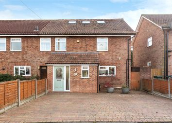 Thumbnail 4 bed end terrace house for sale in Owens Way, Croxley Green, Rickmansworth, Hertfordshire