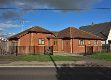 Thumbnail 4 bed detached bungalow for sale in Miltsin Avenue, Canvey Island