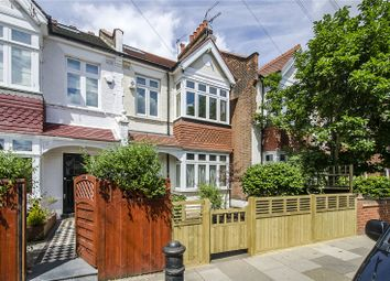Thumbnail 3 bedroom terraced house for sale in Clancarty Road, Fulham, London