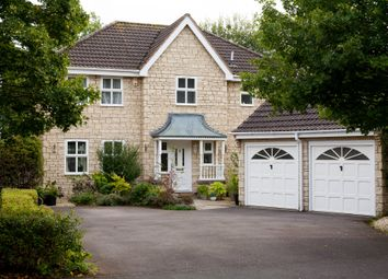 Thumbnail 4 bedroom detached house for sale in Moor Park, Neston, Corsham