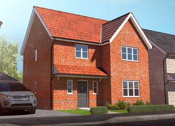 Fusiliers Green, Heckfords Road, Great Bentley, Colchester CO7. 4 bed semi-detached house for sale
