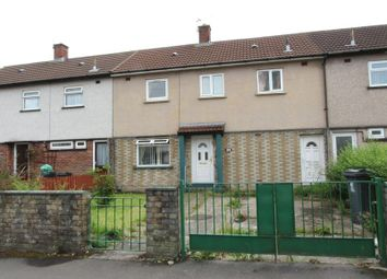 Thumbnail 3 bed terraced house for sale in Heol Eglwys, Cardiff
