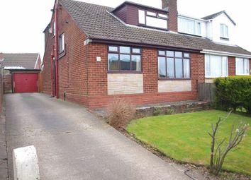 Thumbnail 4 bed semi-detached bungalow for sale in 78 Kiln Lane, Milnrow, Rochdale