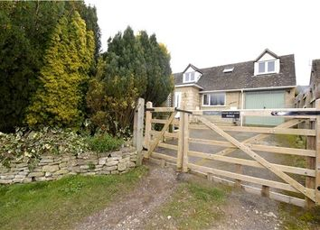 Thumbnail 4 bed detached house for sale in Dr Crouchs Road, Eastcombe, Gloucestershire