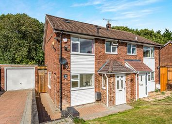 Thumbnail 4 bed semi-detached house for sale in Stoneham Close, Reading