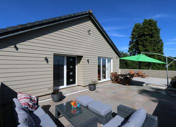 Thumbnail 4 bed detached bungalow for sale in Eastfield, Morpeth, Northumberland