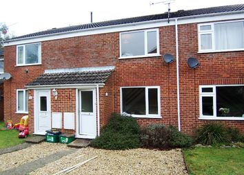 Thumbnail 2 bed terraced house to rent in Kiln Close, Corfe Mullen, Wimborne
