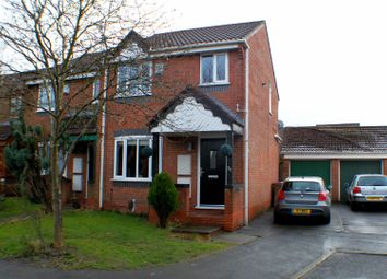Thumbnail 3 bed semi-detached house for sale in Bradgreen Road, Eccles, Manchester