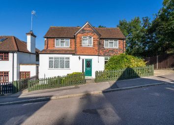 Thumbnail 4 bed detached house for sale in Cross Road, Oxhey Village