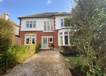 Thumbnail 2 bed flat for sale in Chester Road, Branksome Park, Poole