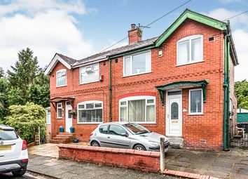 Thumbnail 3 bed semi-detached house for sale in Chiltern Drive, Swinton, Manchester, Greater Manchester