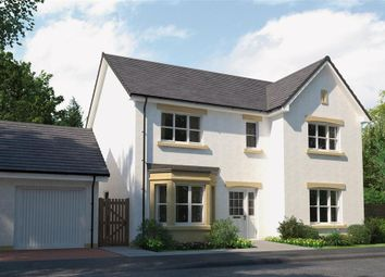 """Thumbnail 4 bedroom detached house for sale in """"Kennaway"""" at Glendrissaig Drive, Ayr"""