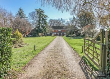 Braishfield, Romsey, Hampshire SO51. 5 bed detached house for sale