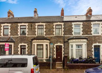 3 bed terraced house for sale in Sapphire Street, Roath, Cardiff CF24