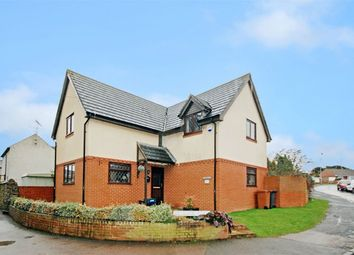 Thumbnail 4 bed detached house for sale in Bouverie Road, Hardingstone, Northampton