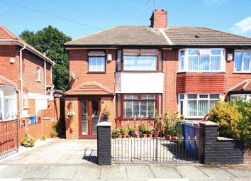 Thumbnail 3 bed semi-detached house for sale in Gregory Way, Liverpool