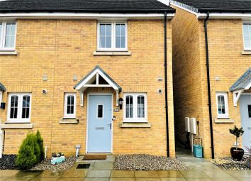 Thumbnail 2 bed semi-detached house for sale in Rhes Brickyard Row, Llanelli