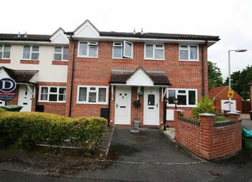 Thumbnail 1 bed terraced house to rent in Collins Close, Newbury