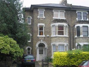 Thumbnail 2 bed flat to rent in Breakspears Road, Brockley
