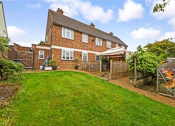 Thumbnail 3 bed semi-detached house for sale in Northwood Road, Tonbridge, Kent