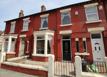 Thumbnail 4 bed terraced house for sale in Thorndale Road, Waterloo, Liverpool