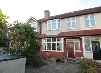 Thumbnail 4 bed terraced house for sale in Braemar Road, Worcester Park