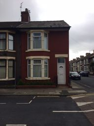 Thumbnail 4 bed terraced house to rent in Cambridge Road, Liverpool