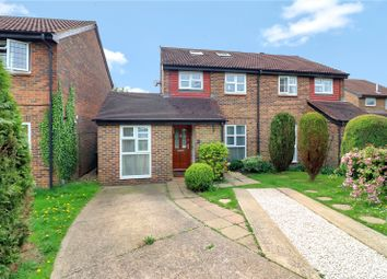 Thumbnail 4 bed semi-detached house for sale in Oak Green, Abbots Langley