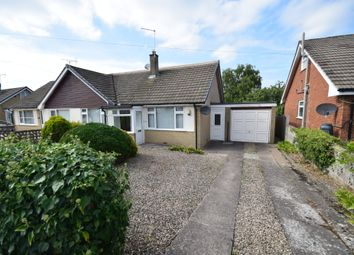 Thumbnail 2 bed semi-detached bungalow for sale in Hillewood Avenue, Whitchurch, Shropshire