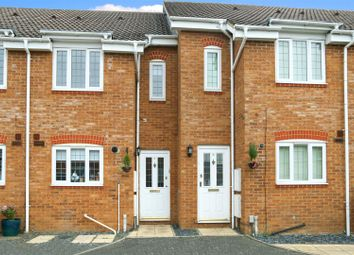 Thumbnail 3 bed terraced house for sale in Robins Close, London Colney, St.Albans