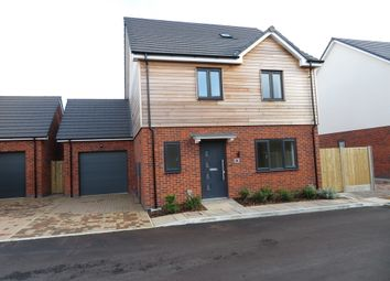 Thumbnail 4 bed detached house for sale in St Marys Way, Kingsland, Leominster, Herefordshire
