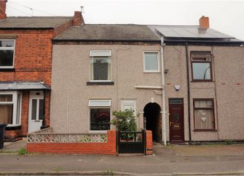 Thumbnail 2 bed terraced house for sale in Wateringbury Grove, Chesterfield