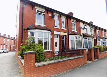 Thumbnail 3 bed end terrace house to rent in Glencastle Road, Gorton, Manchester
