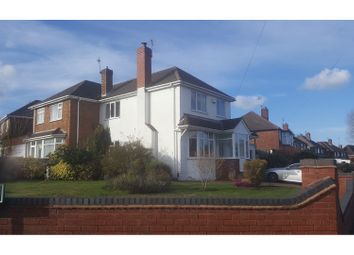 Thumbnail 3 bed detached house to rent in Farmstead Road, Solihull