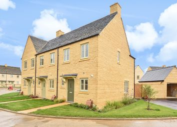 Thumbnail 2 bedroom semi-detached house to rent in Mercer Way, Tetbury