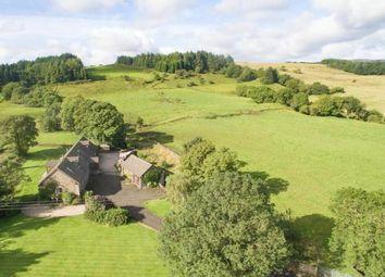 Thumbnail 5 bedroom detached house for sale in Mid Gibblaston, Lochwinnoch Road, By Kilmacolm, Renfrewshire
