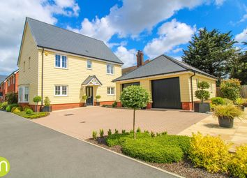 Thumbnail 4 bed detached house for sale in Sealion Approach, Stanway, Colchester