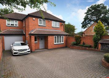 4 bed detached house for sale in Longbridge Lane, Longbridge, Birmingham B31