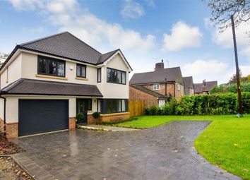 Thumbnail 4 bed detached house for sale in London Road, Rickstones, East Grinstead, West Sussex