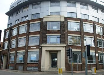 Thumbnail 1 bedroom flat to rent in 146 Midland Road, Luton