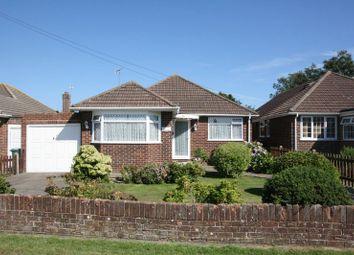 Thumbnail 3 bed detached bungalow for sale in Normans Drive, Bognor Regis