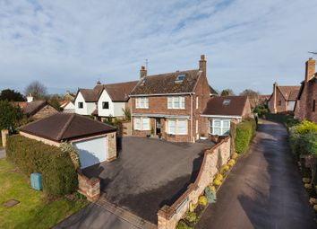 Thumbnail 4 bed detached house for sale in Balsham Road, Fulbourn, Cambridge