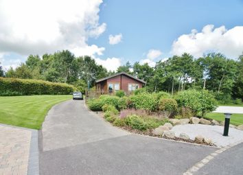 Thumbnail 2 bed mobile/park home for sale in Gallaber Park, Skipton