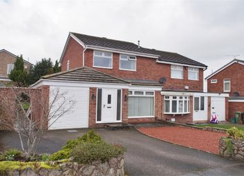 Thumbnail 3 bed semi-detached house for sale in Chesterholm, Sandsfield Park, Carlisle, Cumbria