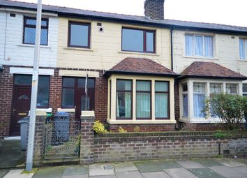 Thumbnail 3 bed terraced house for sale in Mayfield Avenue, Blackpool